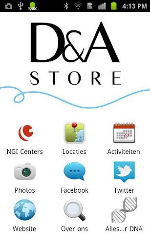 D A Store