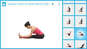 Screenshot of Yoga for Weight Loss I (PRO)