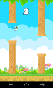 Baby Bird - screenshot
