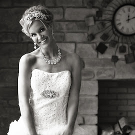 Michelle by Mark Bailey II - Wedding Bride