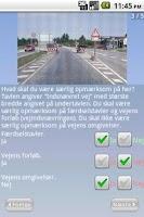 Screenshot of Teori fra Dansk Kørelærerunion