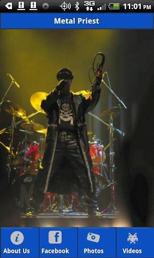 Metal Priest