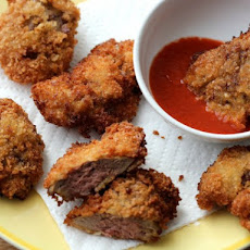 Crispy Deep-Fried Chicken Livers