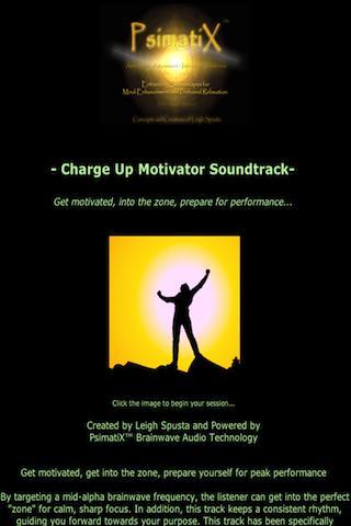 Competitive Motivation Audio