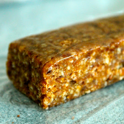 Almond Date Energy Bars