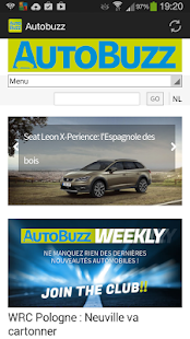 AutoBuzz - screenshot