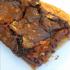 Nutella Butterscotch Bars