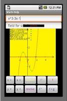 Screenshot of Math-Help