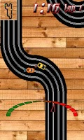 Screenshot of Car Tracks