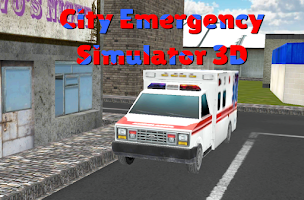 Screenshot of Ambulance Simulator - Parking