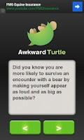 Screenshot of Awkward Turtle