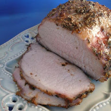 Herb Crusted Pork Tenderloins