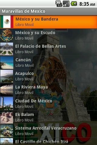 Maravillas de México - Audio