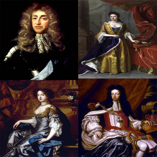 English Kings and Queens