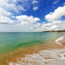 Arauá - Ilha de Itaparica by Elias Rosal - Landscapes Beaches ( brazil, ilha, itaparica, bahia, brasil, island )