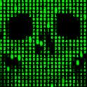 Digital Skull Live Wallpaper icon
