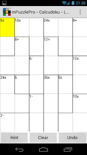 MPuzzle Pro - screenshot
