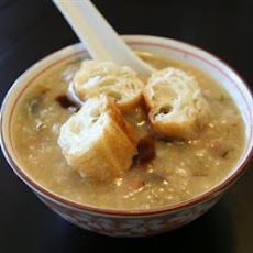 Pork and Century Egg Rice Congee