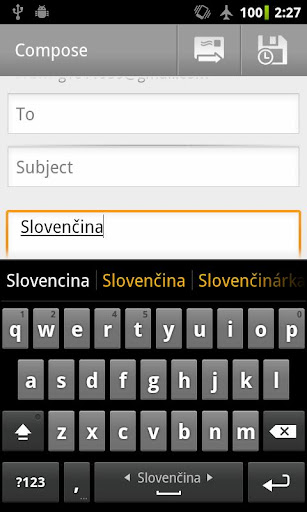 Slovak LP for GK