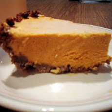 Freezer Pumpkin Pie