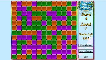 Screenshot of Cube Crash Free!