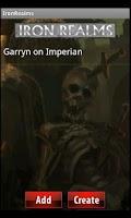 Screenshot of Iron Realms
