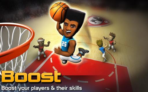 BIG WIN Basketball - screenshot
