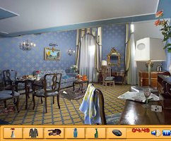 Screenshot of Hidden Objects - House