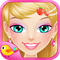 Game Little Girl Salon APK for Kindle