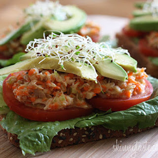 faced sandwich open faced sandwiches with open face roasted vegetable ...