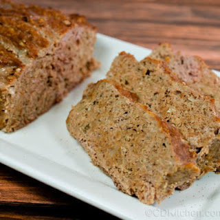 Basic Turkey Meatloaf
