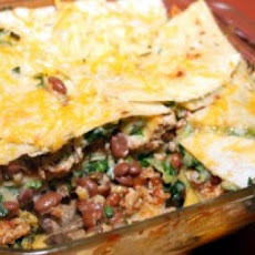 Mom's Turkey Tortilla Casserole