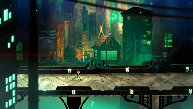 Supergiant Games' Transistor gets a release date