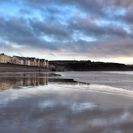 Broad Haven by Philip Jones - Landscapes Beaches