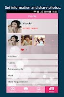 Screenshot of VSOCIAL - video chat+facebook