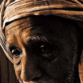 by Lalaji Anwar - People Portraits of Men
