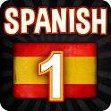Flashcards - Spanish 1 icon