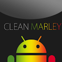 GO SMS Clean Marley Theme icon