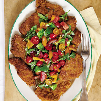 Breaded Chicken Cutlets (aka Grandma Jody's Chicken)