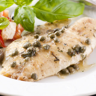 Piccata Sauce With Capers Recipes