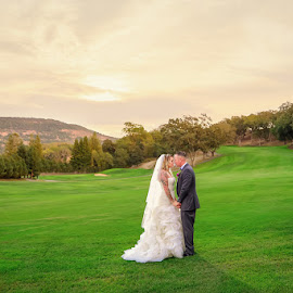 Napa  by Cesar Palima - Wedding Bride & Groom