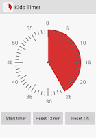 Screenshot of Kids Timer