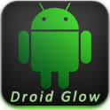 Droid Glow Launcher Pro Theme icon