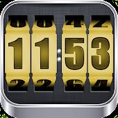 APK App 3D Rolling Clock GOLD for iOS