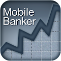 Mobile Banker (Rupee) icon