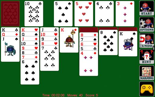 Solitaire (Full) - screenshot