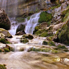 Waters from the hills by Gil Reis - Landscapes Waterscapes ( water, hills, life, bio, nature, places, stones,  )