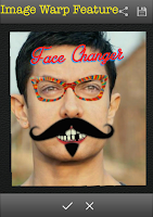 Screenshot of Face Changer Funny