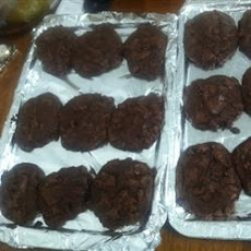 Very Chocolate Cookies