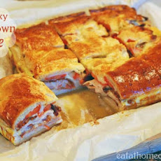 Kentucky Hot Brown Bake